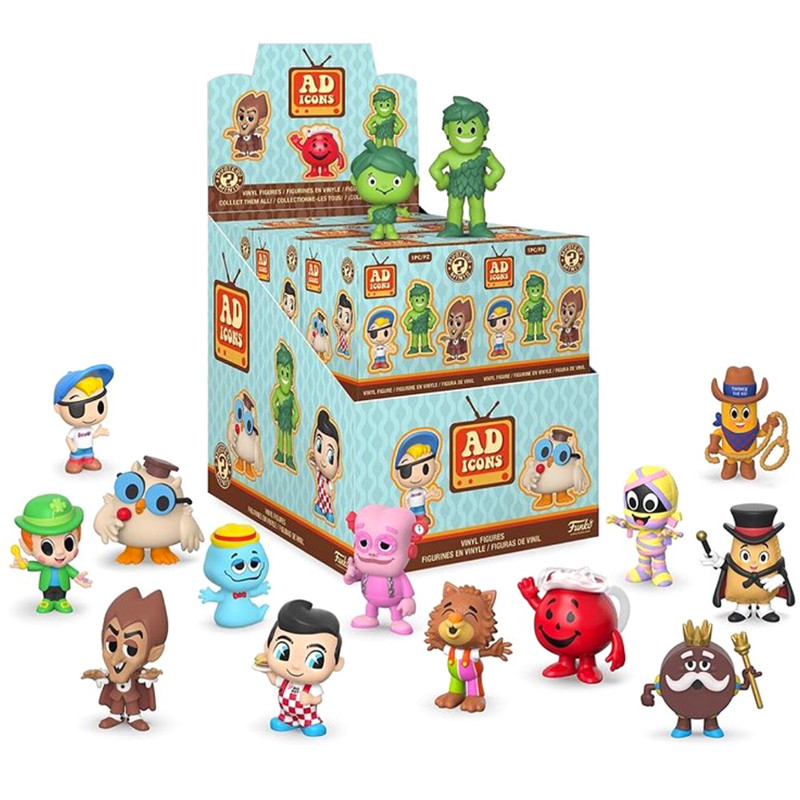 Ad Icons Mystery Mini Series : Blind Box