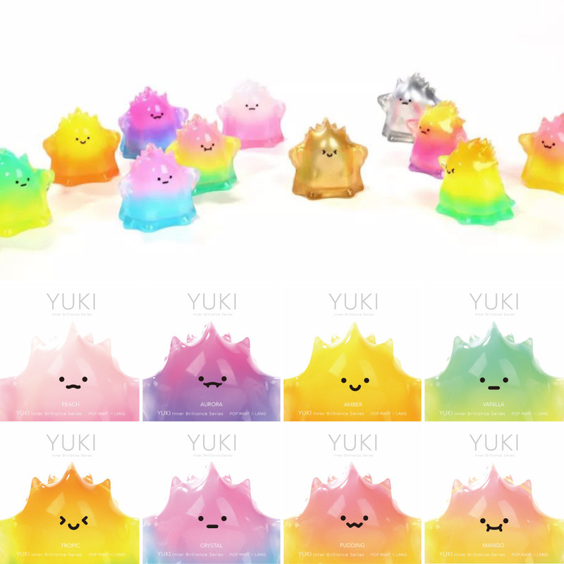 Yuki Inner Brilliance Mini Series by Lang : Blind Box