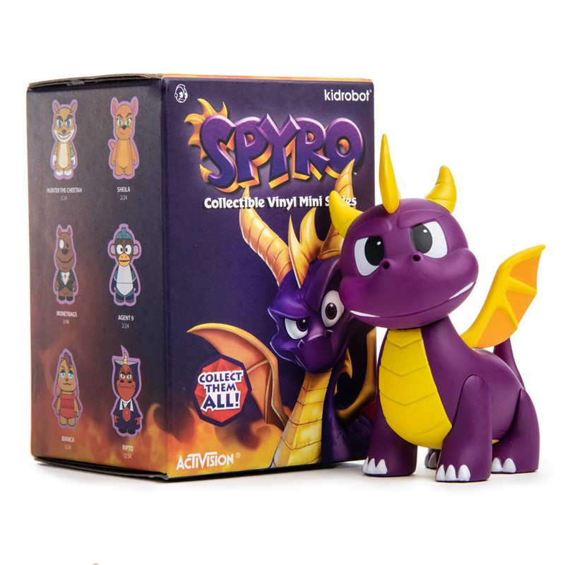 Spyro the Dragon Mini Series : Blind Box