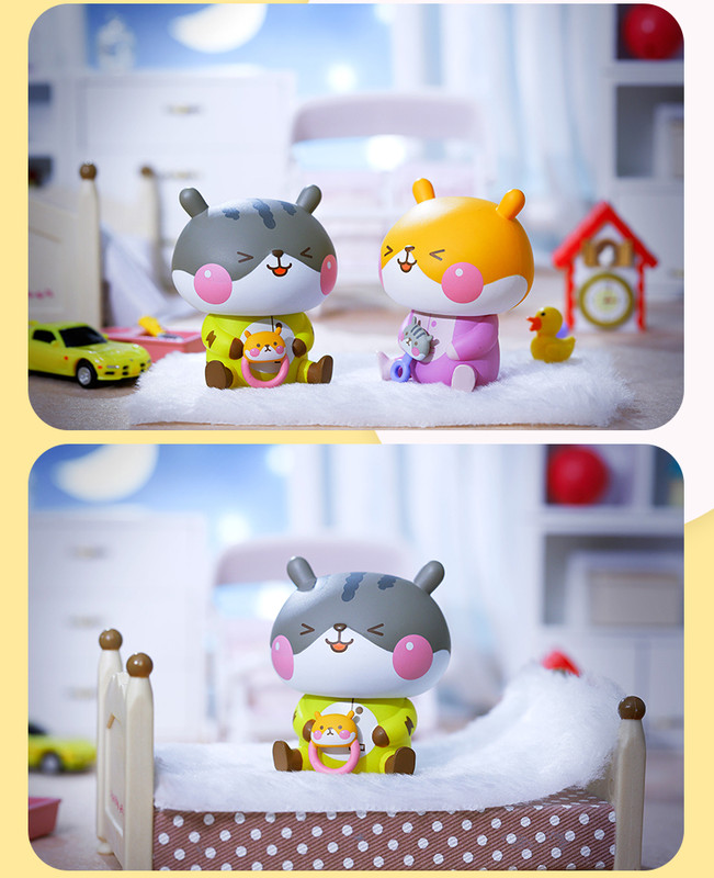 Little Baby Chewyhams Mini Series by Funi : Blind Box