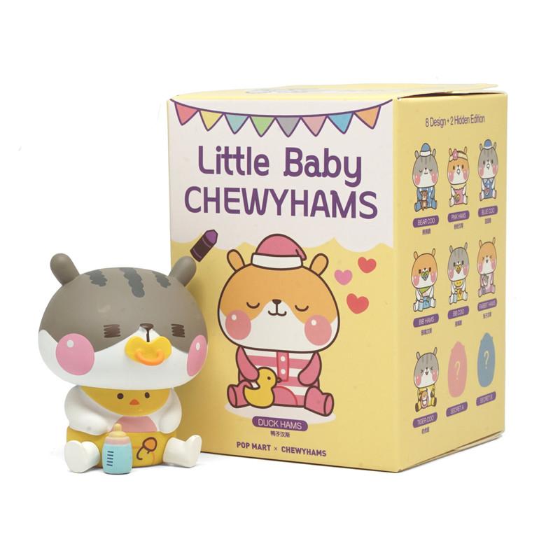 Little Baby Chewyhams Mini Series by Funi : Blind Box