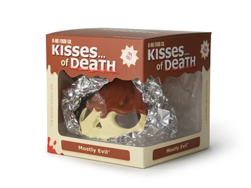 """4"""" Kisses of Death : Mostly Evil Standard Edition by Andrew Bell"""