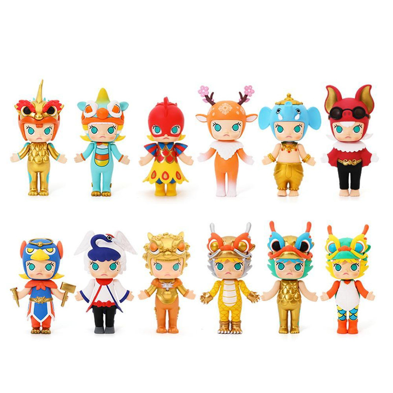 Molly Forbidden City Mini Series : Blind Box