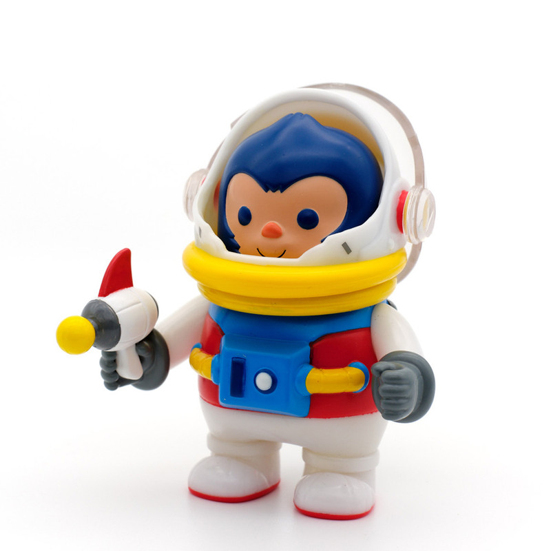 Coco the Astrochimp Bot78 by Kendytan Works