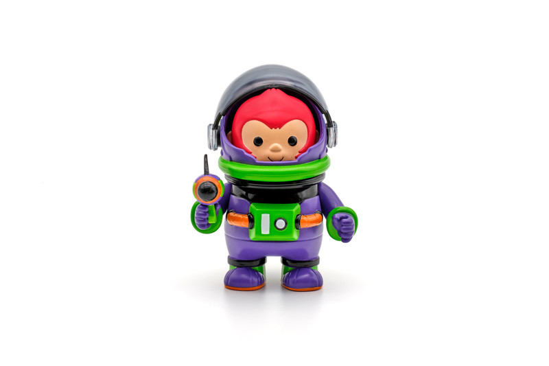 Coco the Astrochimp Eva by Kendytan Works