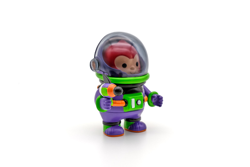 Coco the Astrochimp Eva by Kendytan Works