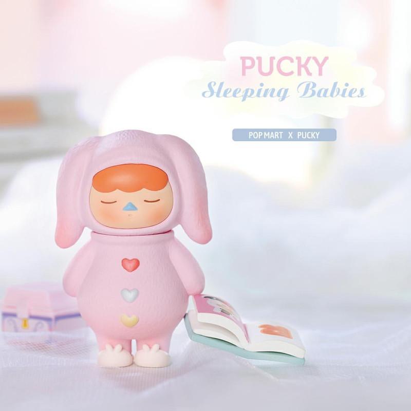 Pucky Sleeping Babies Mini Series : Blind Box