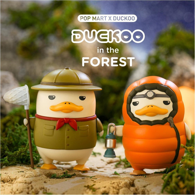 Duckoo in the Forest Mini Series : Blind Box