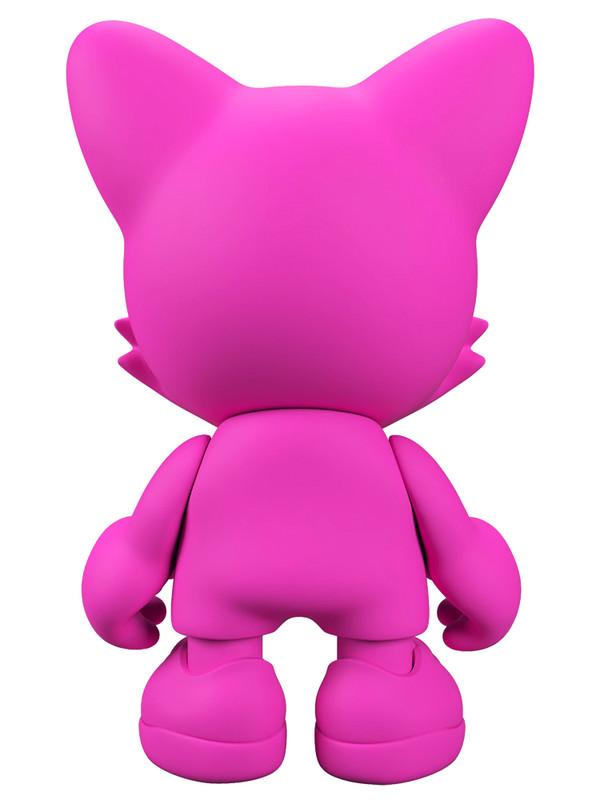 Uberjanky Hot Pink