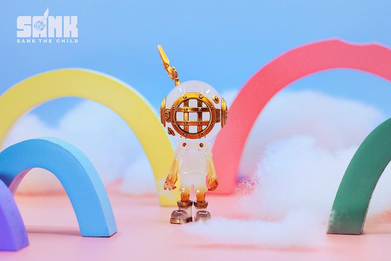 Little Sank Spectrum Day Light by Sank Toys PRE-ORDER SHIPS OCT 2019