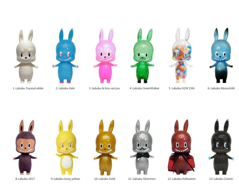 The Little Monsters Mini Series 2 Blind Box by Kasing Lung