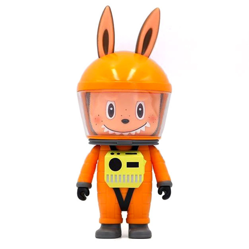 Labubu Astronaut Random Orange by Kasing Lung X Shon