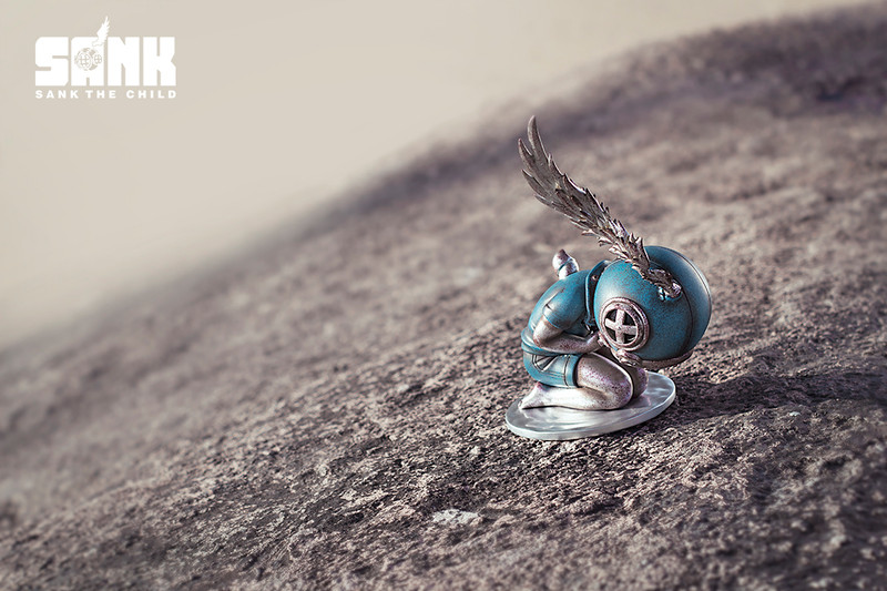 Sank the Child : The Void Emptiness Blues