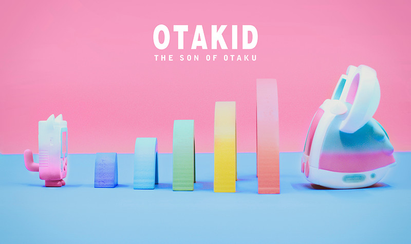 OTAKID the Electric State by Sank Toys PRE-ORDER SHIPS OCT 2019