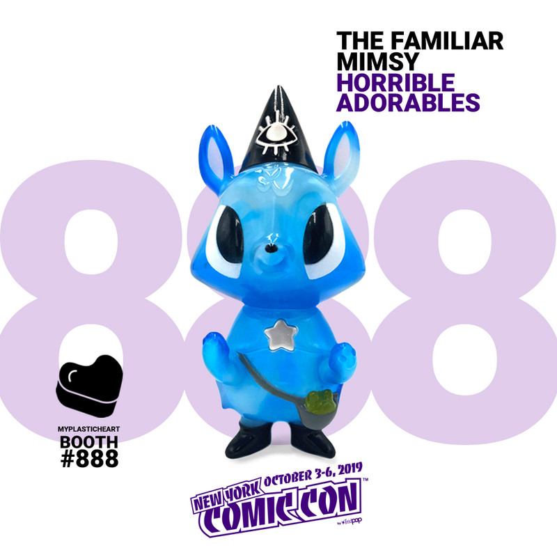 The Familiar Mimsy by Horrible Adorables