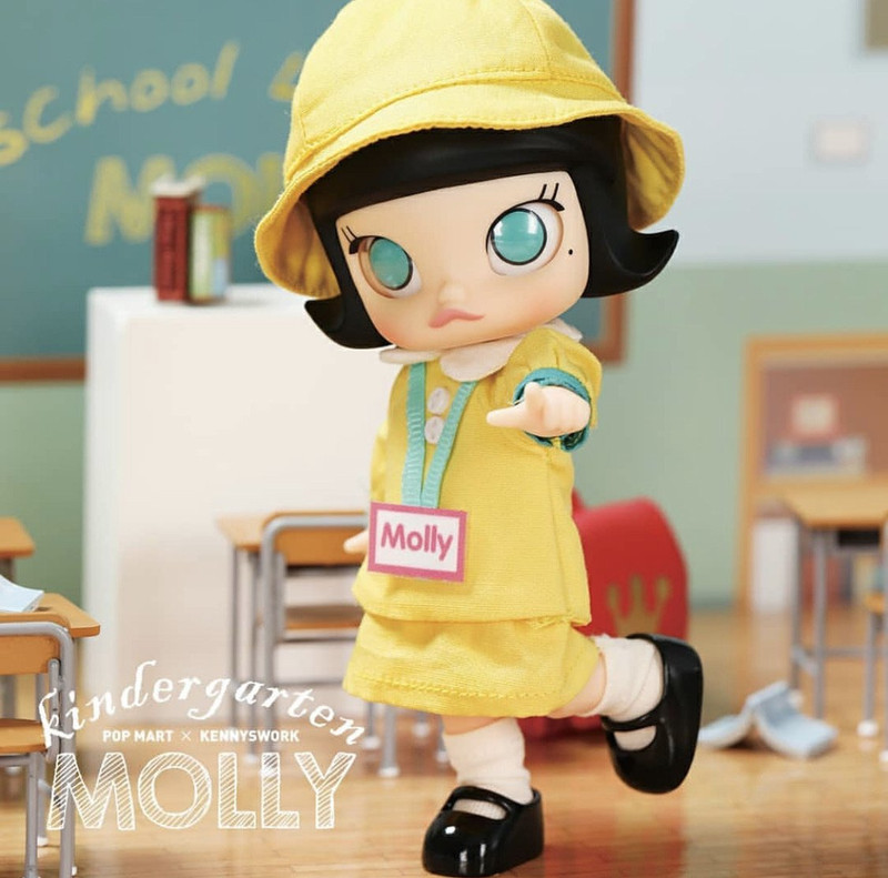 Molly BJD Kindergarten by Kenny Wong PRE-ORDER SHIPS NOV 2019