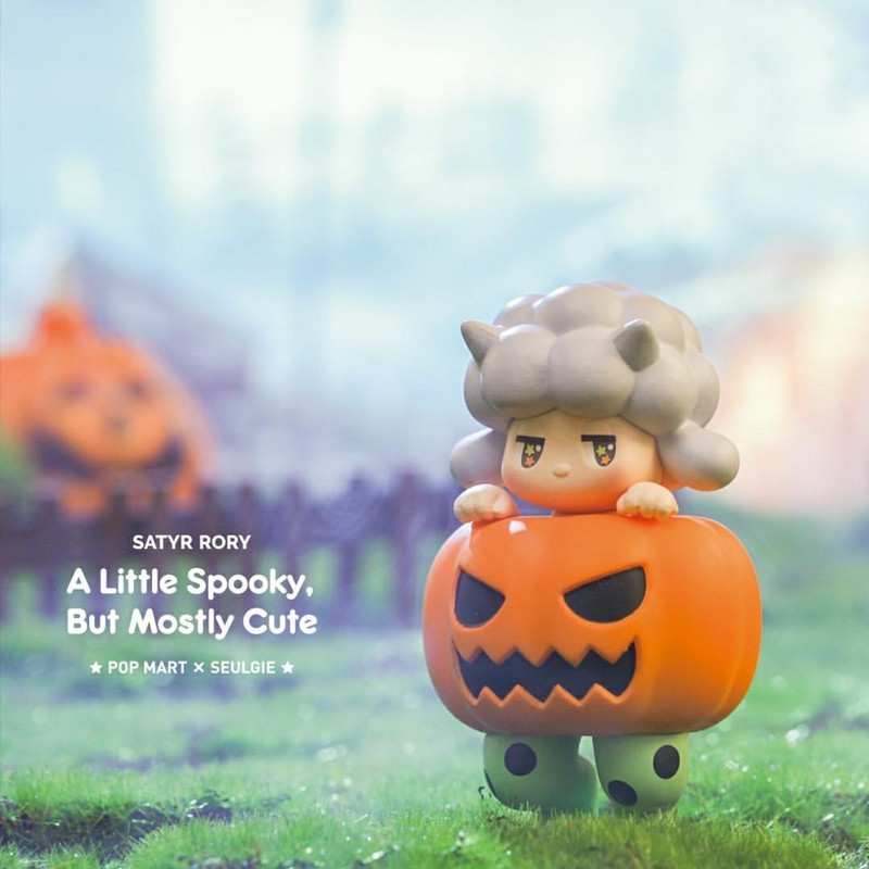 Satyr Rory A Little Spooky, But Mostly Cute Mini Series by Seulgie Blind Box