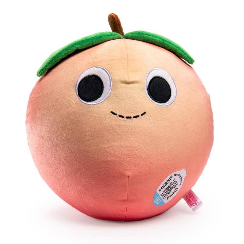 "Yummy World Penelope Peach 10"" Medium Plush"