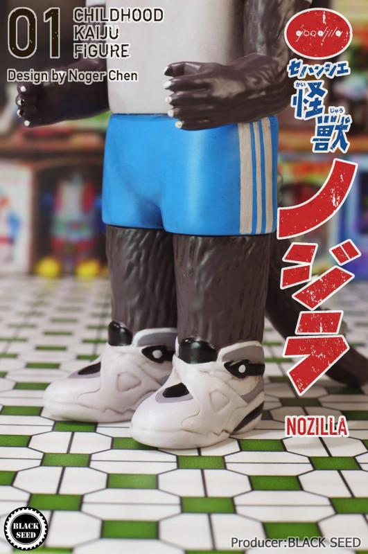 Nozilla by Noger Chen