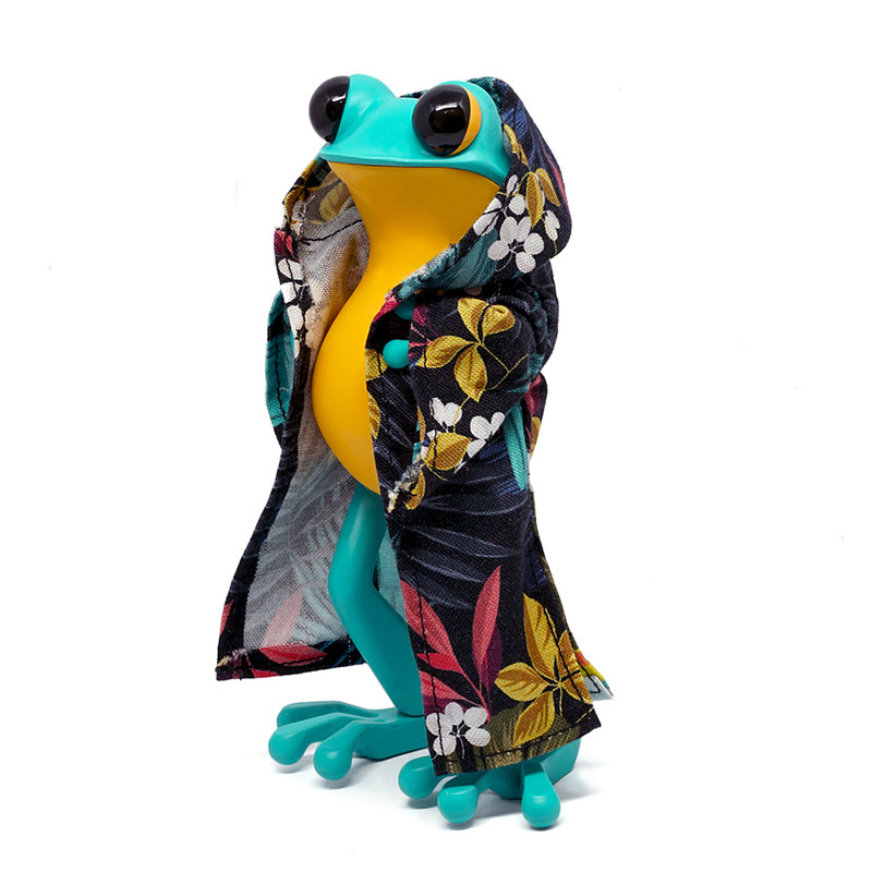 APO Frogs Wild at Heart by Twelvedot