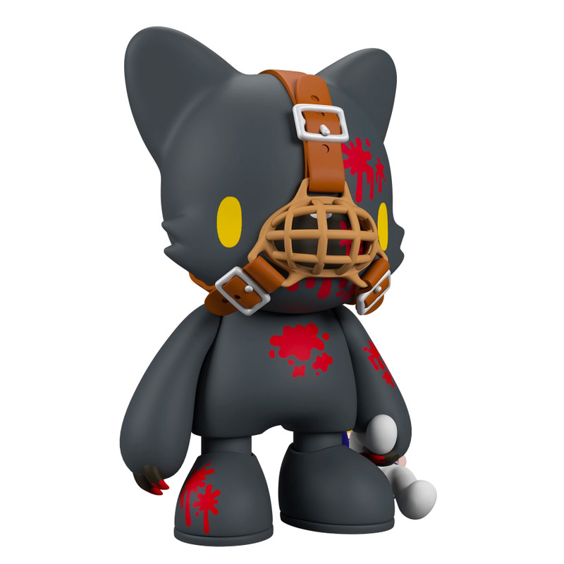 Gloomy in Black Superjanky by Mori Chack PRE-ORDER SHIPS DEC 2019