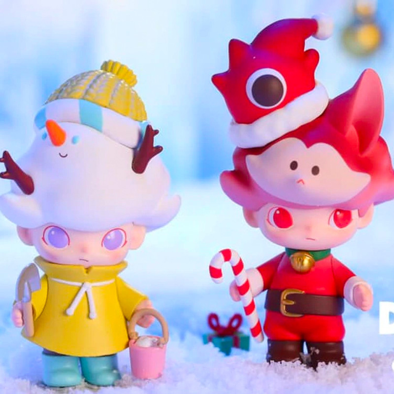 Dimoo Xmas Mini Series by Ayan : Blind Box