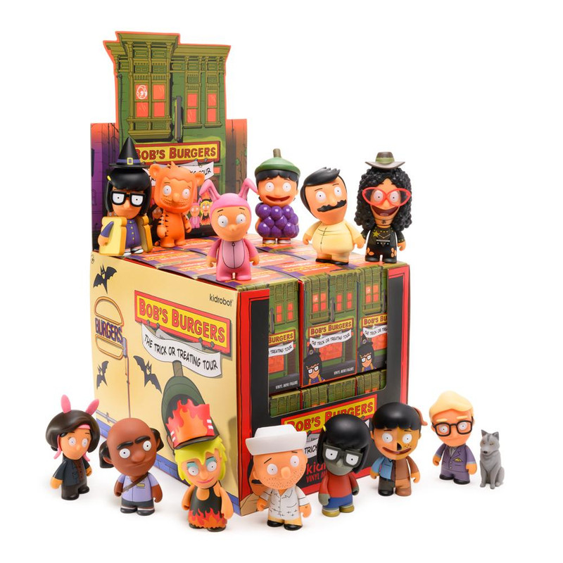 Bob's Burgers Trick or Treating Tour Mini Series : Blind Box