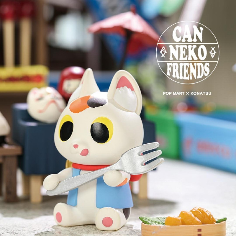 Can Neko Friends Mini Series by Konatsu : Blind Box