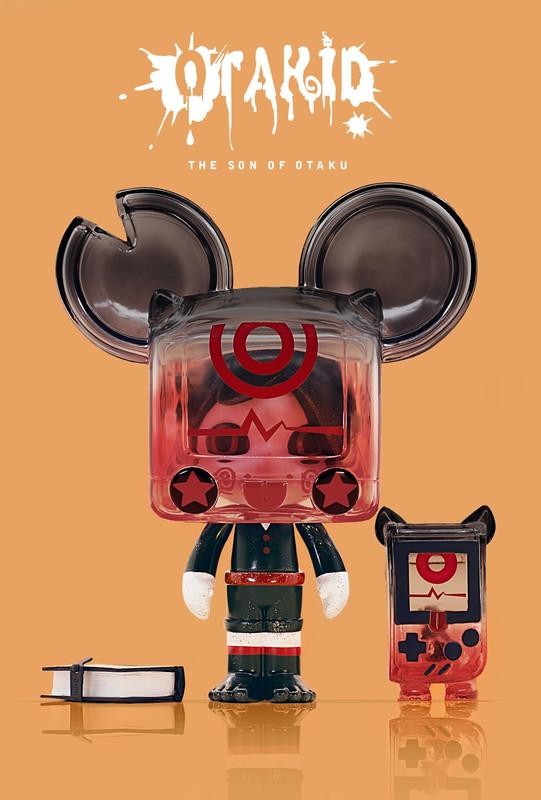 OTAKID Nightmare by Sank Toys
