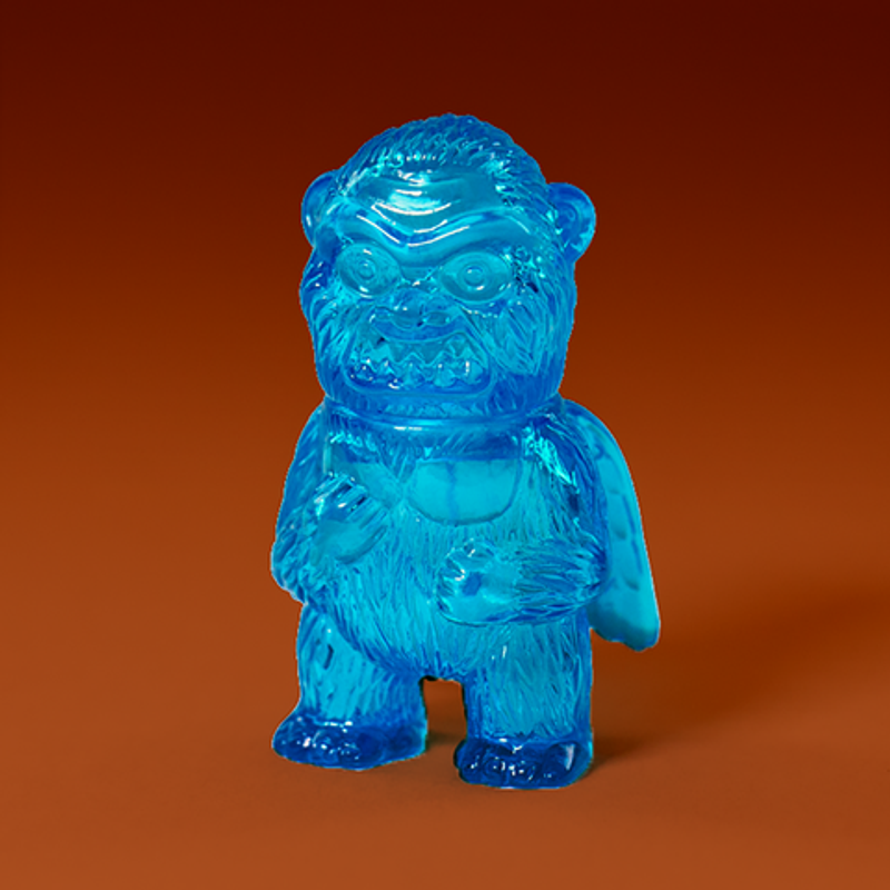 Micro Wing Kong : Clear Blue
