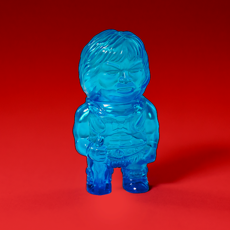 Masters of the Universe Micro He-Man : Clear Blue