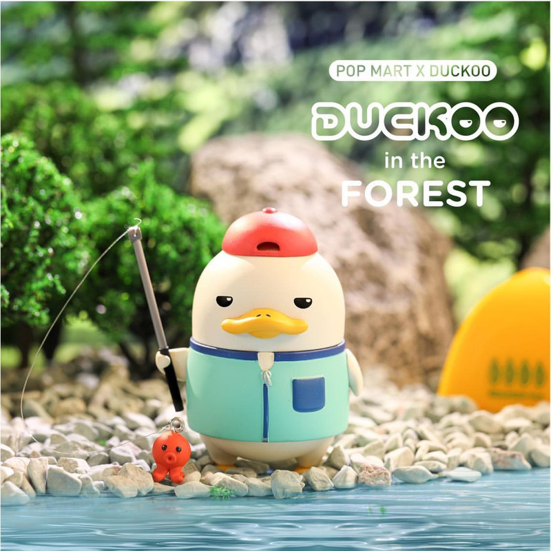 Duckoo in the Forest Mini Series : Open Blind Box