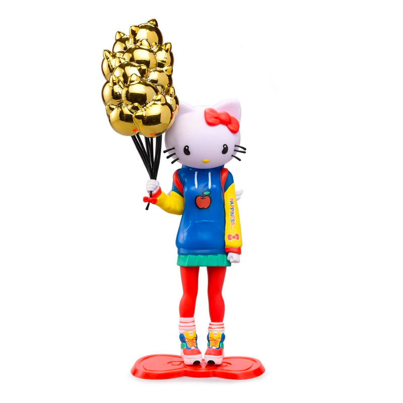 "Hello Kitty 9"" Art Figure by Candie Bolton : Nostalgic SHIPS LATE NOV 2019"
