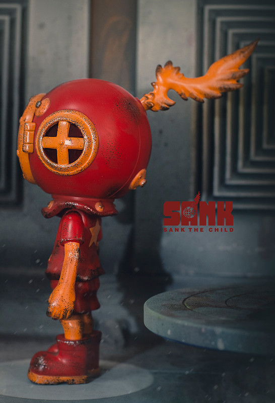 Little Sank Revolution by Sank Toys PRE-ORDER SHIPS DEC 2019