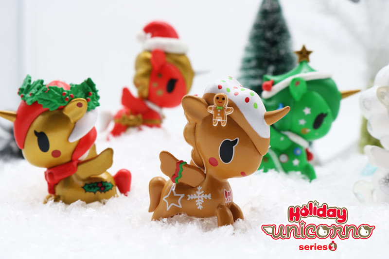 Holiday Unicorno Blind Box