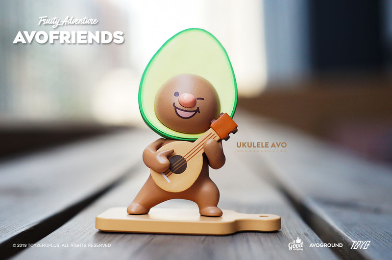 Avo & Friends Classic Series by Hyo Blind Box