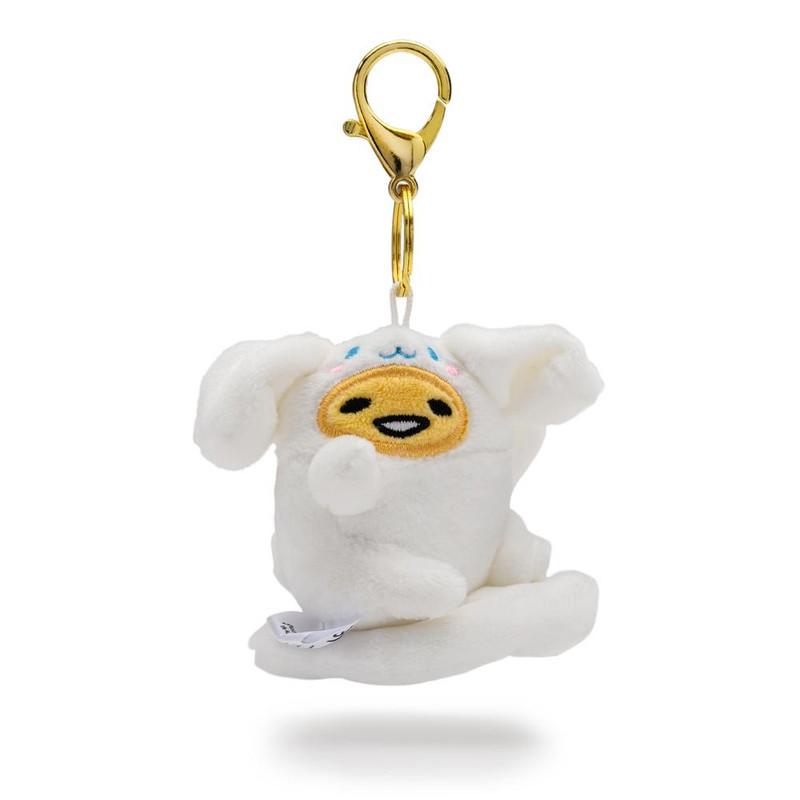 Gudetama Eggstra Cute Plush Charms Blind Box