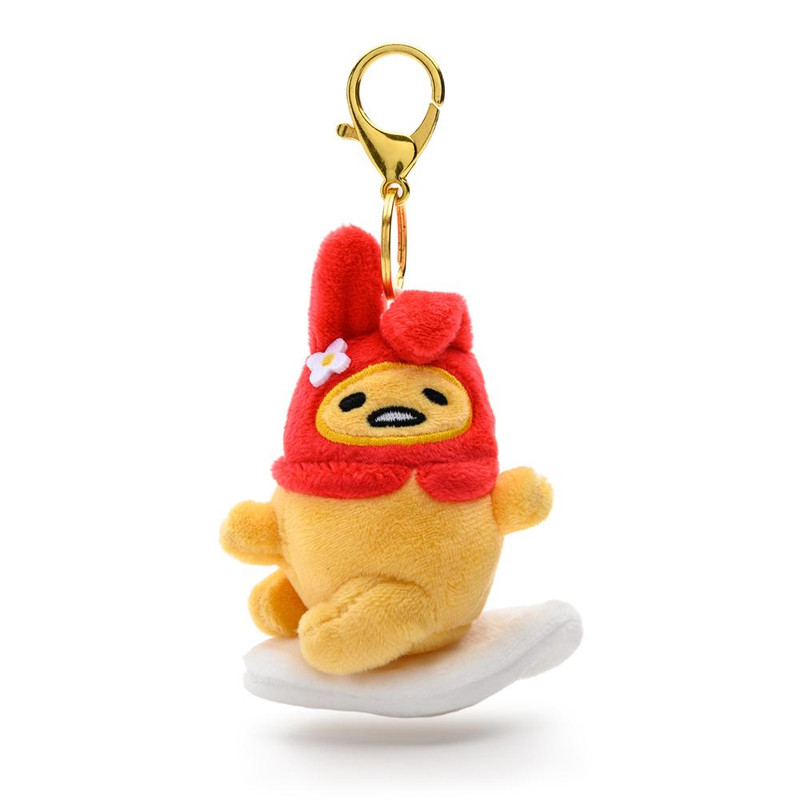 Gudetama Eggstra Cute Plush Charms Blind Box