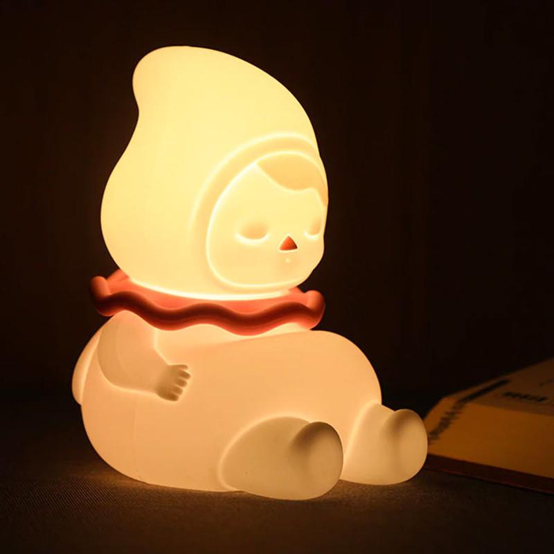 Pucky Silicon Light