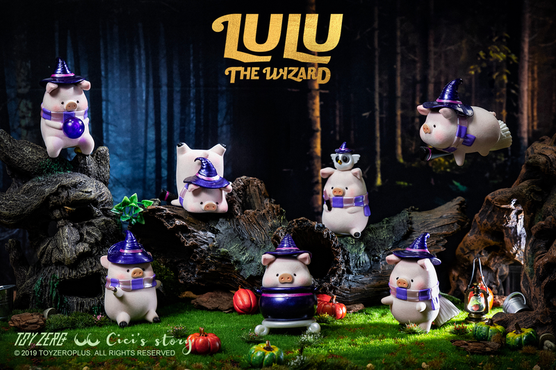 Lulu The Wizard Series Blind Box PRE-ORDER SHIPS EARLY APR 2020