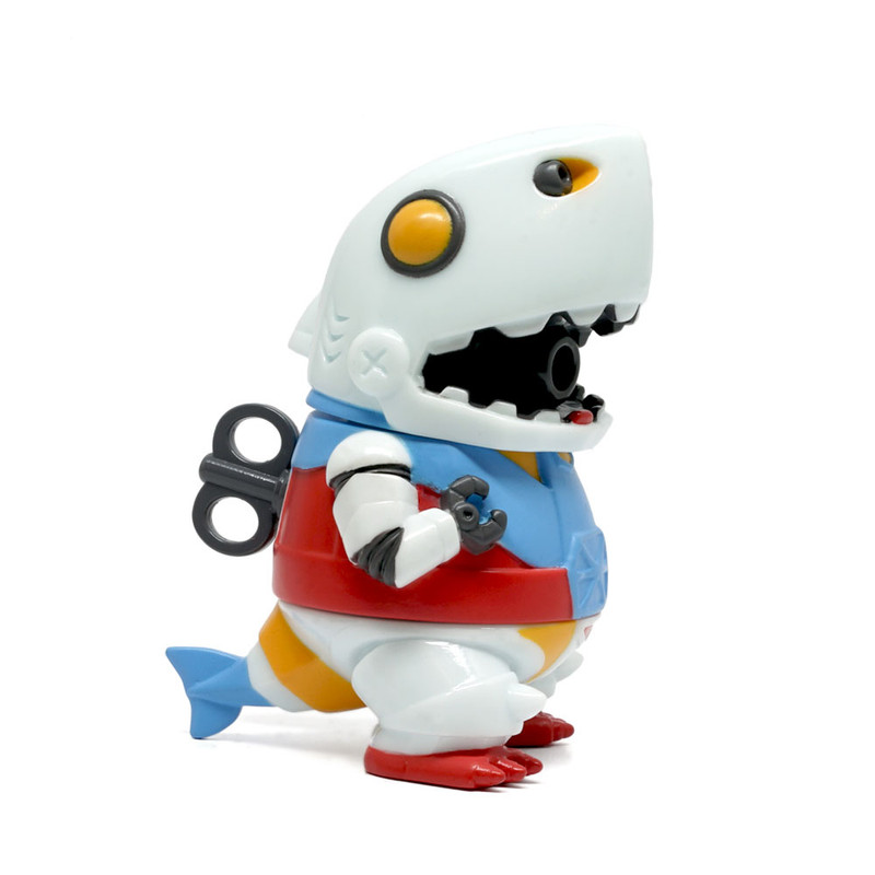 Mecha Shark Jr. Ver. G• by Momoco