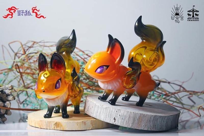 The Phantom Fox Wild by Genkosha