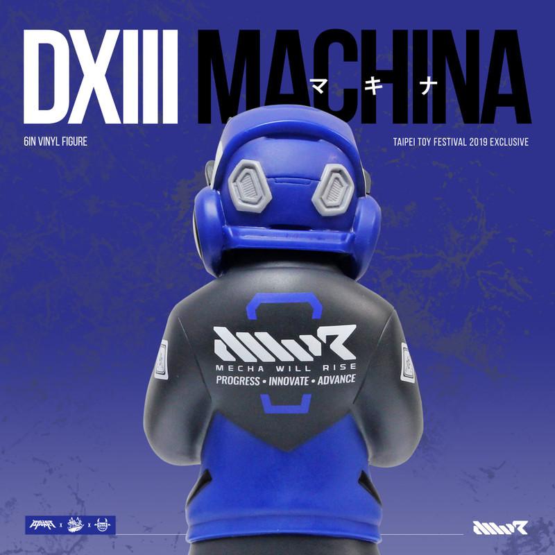 DXIII Machina by CHK DSK