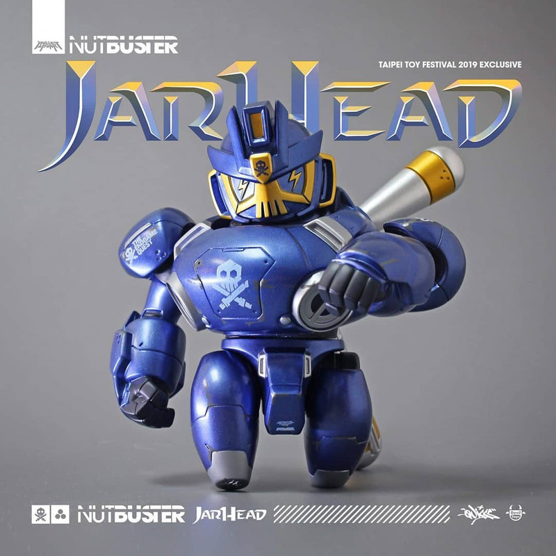 NanoTEQ NUTBUSTER Jarhead by Quiccs