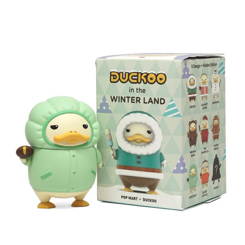Duckoo Winter Land Mini Series Blind Box