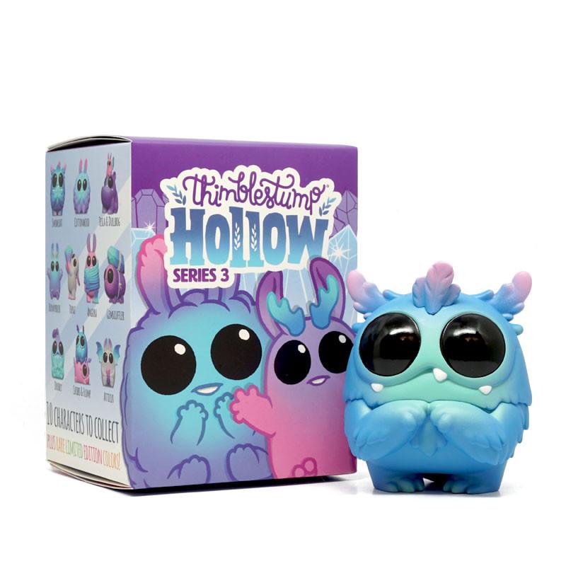 Thimblestump Hollow Series 3  Galaxy Unicorn Edition Blind Box by Chris Ryniak and Amanda Louise Spayd