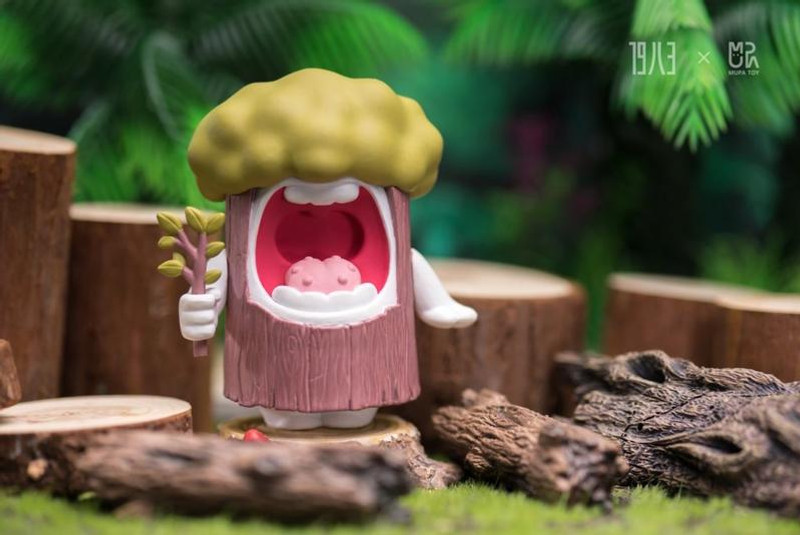 Mallow Forest Exploration Mini Series by Mupa Toy Blind Box