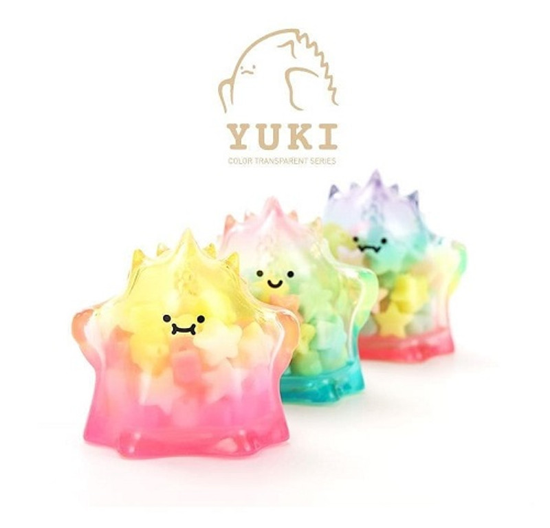 Yuki Transparent Mini Series by Lang : Blind Box