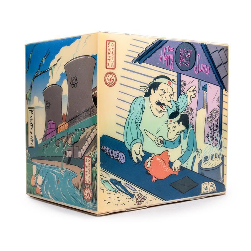The Simpsons Blinky the Nigiri PRE-ORDER SHIPS MID DEC 2019
