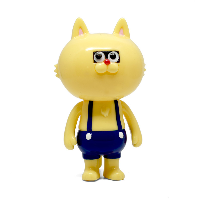 New Nekotaro Yellow by T9G
